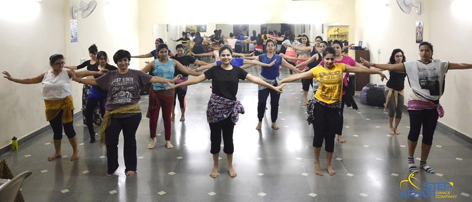 StepKraft Dance Company Preet Vihar