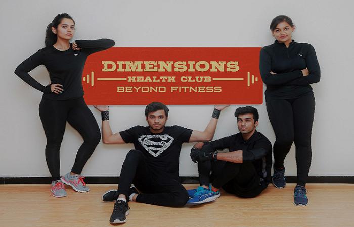 Dimensions Health Club Mandaveli