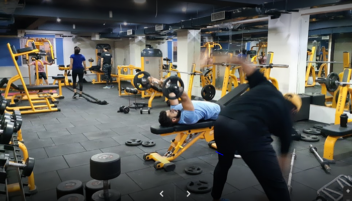 Metabolic Lifestyle Fitness Sector 17 Dwarka
