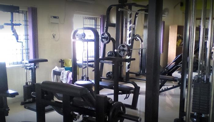 Palestra Fitness Studio Virugambakkam