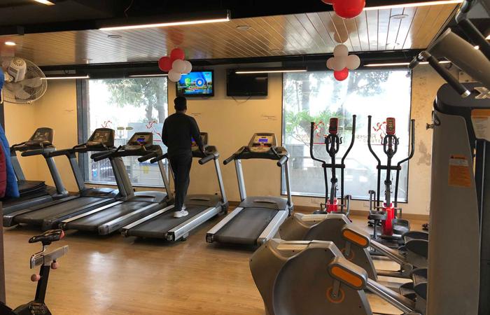 Fitness Studio South City 2