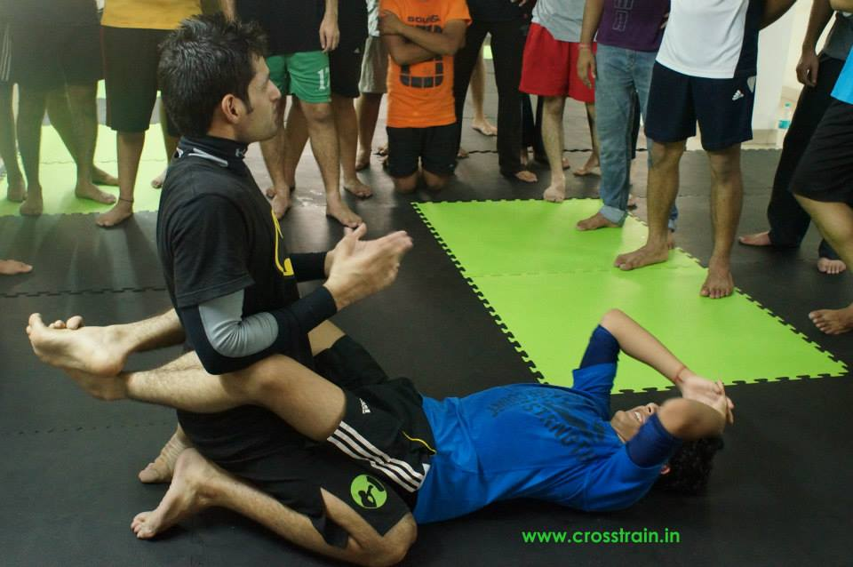 Crosstrain Fight Club Safdarjung Enclave