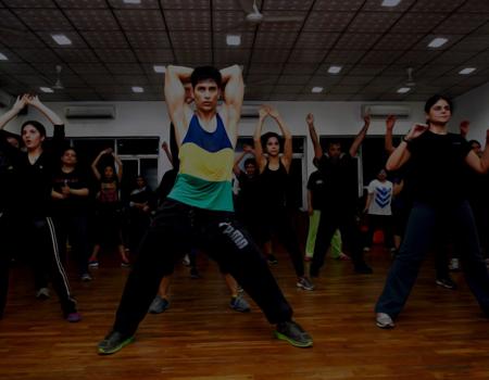Crush Fitness Sukhdev Vihar