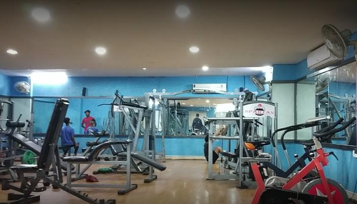 Spartan Fitness Studio Ramanthapur