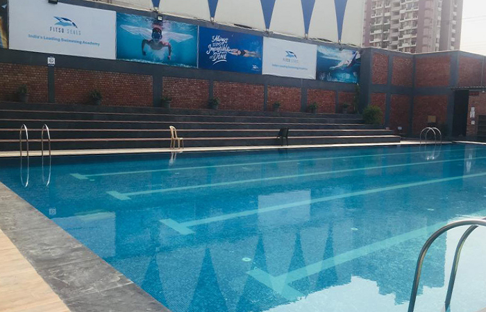 Fitso SEALs Swimming Academy ABES Engineering College Vijay Nagar
