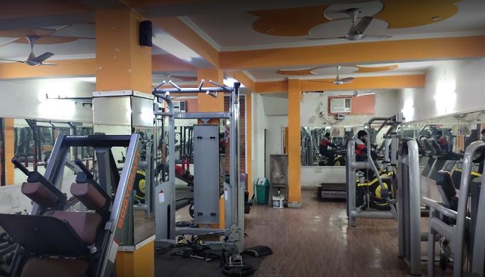 Hybrid Gym New Ashok Nagar