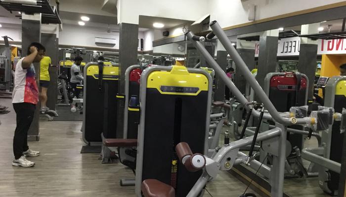Etg The Gym Nirman Vihar