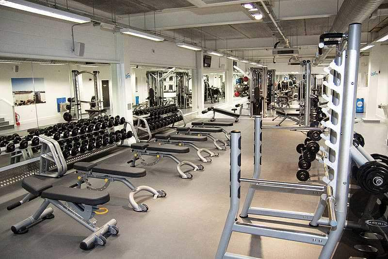 The Royal Fitness Gym Chandola Lake