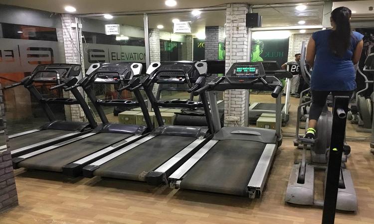 Elevation Fitness Lounge Sahibabad