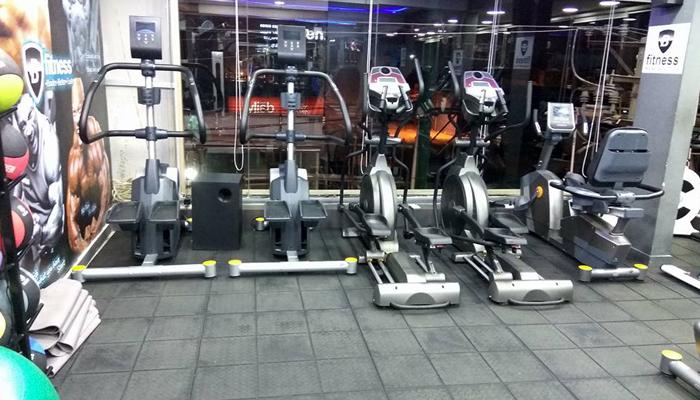 B Fitness R.k. Hegde Nagar