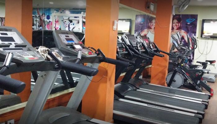 SK Fitness Center - PH Road Aminjikarai