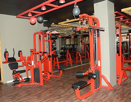 Appex Gym Bapunagar
