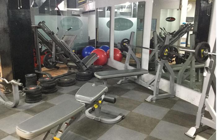 Thunder Fitness Malviya Nagar