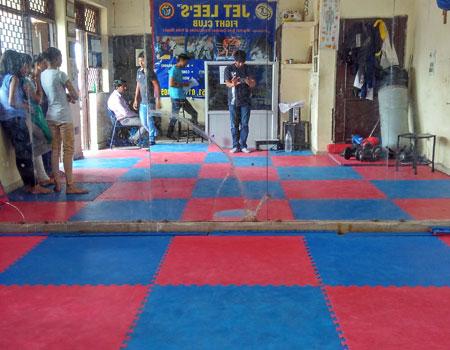 Jet Lee's Fight Club Ashram
