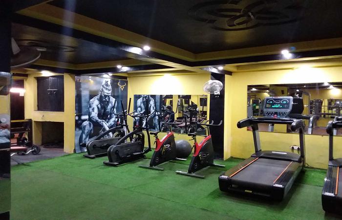The Taurus Gym Sector 49 Noida