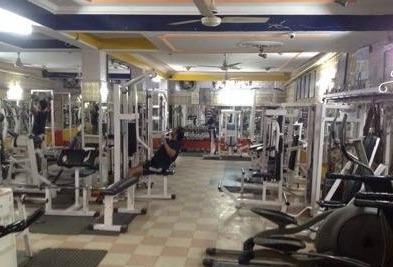 Muscle Magic Gym Malviya Nagar