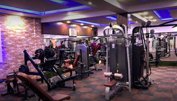 93 Cross Fitness Gym & Spa Sehatpur
