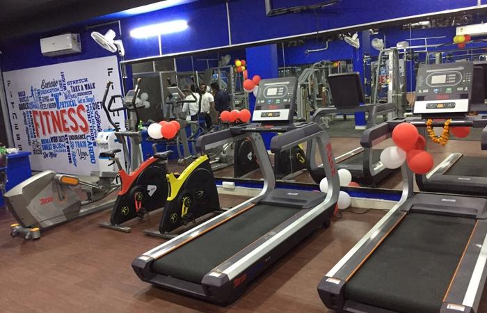 Fitness 360 Malviya Nagar