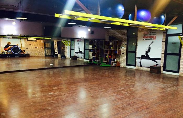 Efit Fitness Studio Sector 34a