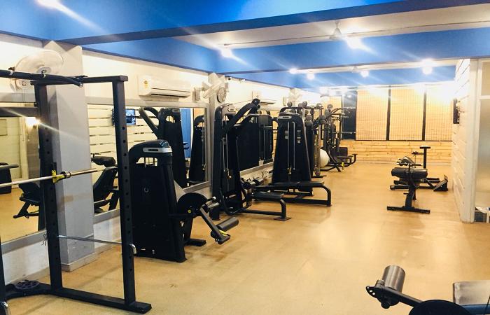 Fitnastic Gym Sector 31 Gurgaon