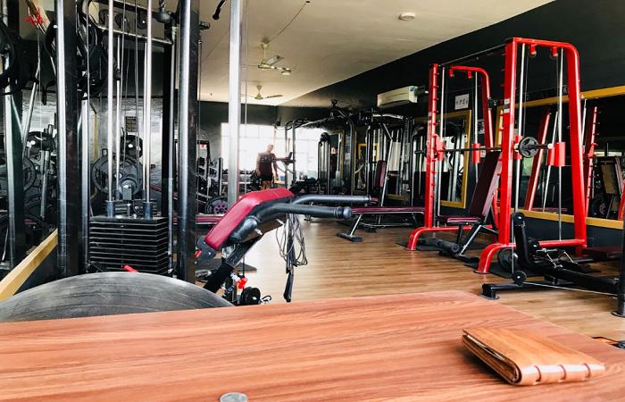 Impulse Fitness Studio Phase 11