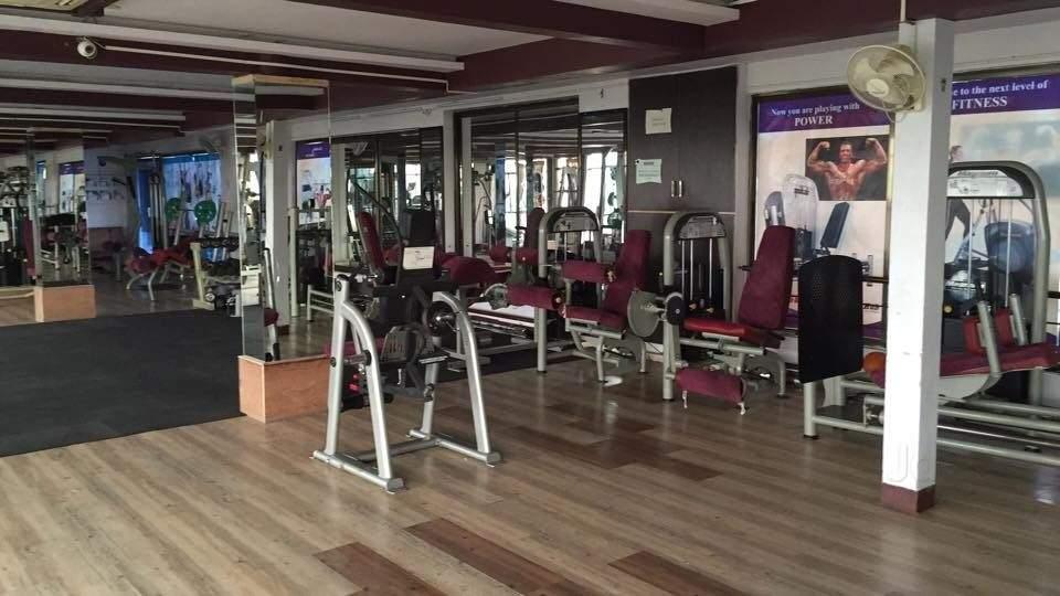 Magnum Fitness Studio Chandkheda