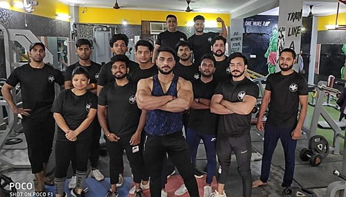Csr The Fitness Club  Jagat Puri