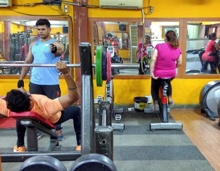The Tone Zone Fitness & Factory Yamuna Vihar