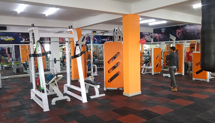 Wild Fitness Club Sector 49 Noida