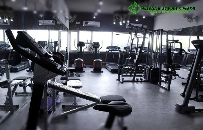 Sona Gym&spa Sector 70