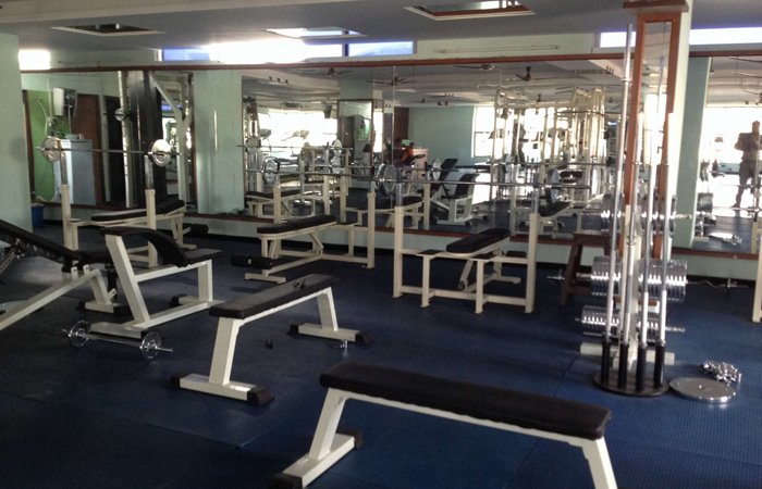 Muscle Fitness Studio Ramanthapur