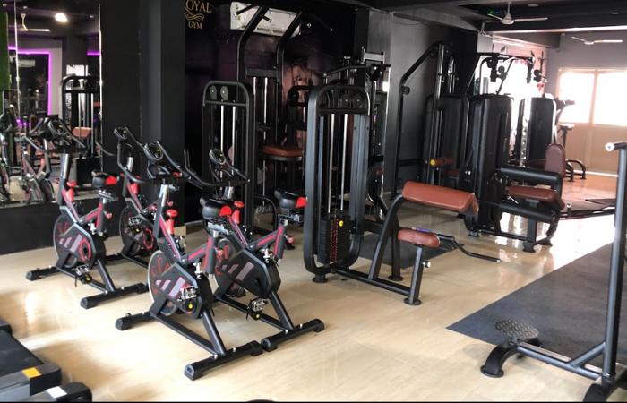 Royal Gym Sector 68