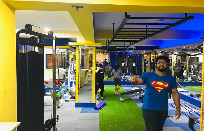 Transformation Fitness Studio Netaji Nagar