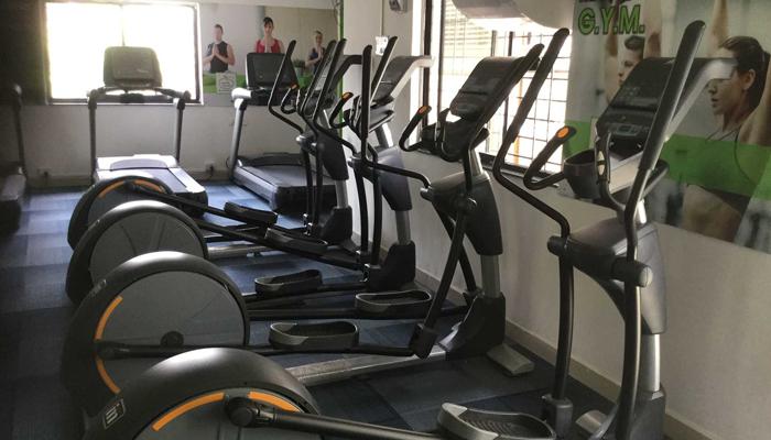 Apple Fitness Club Katraj
