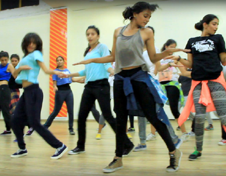 The Dance Studio Gtb Nagar