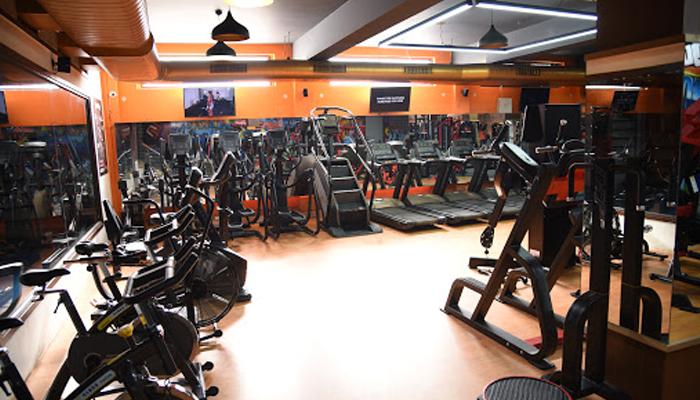 Fitness Nation Malviya Nagar