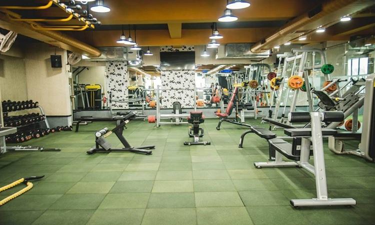 The Edge Gym And Wellness Club Ashok Vihar