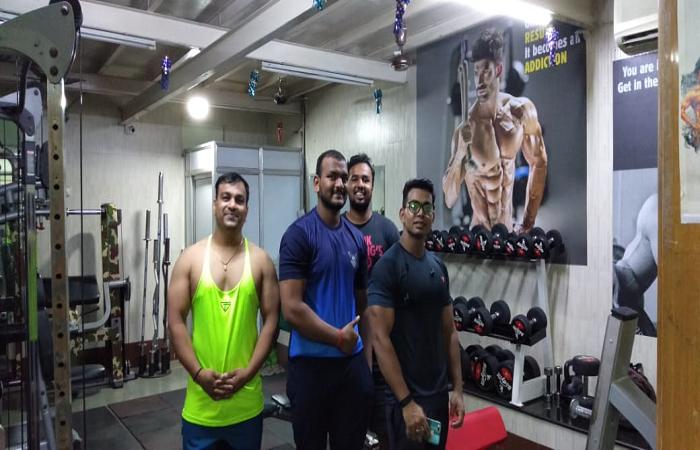 Unique Physique Fitness Zone Lower Parel