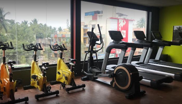 Mass Lifestyle Fitness Studio Ambattur