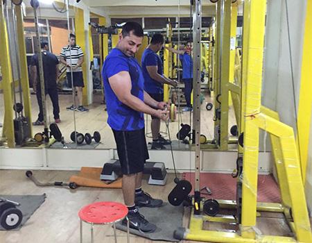 Body Addiction Gym Sahibabad