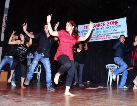 The Dance Zone Paschim Vihar