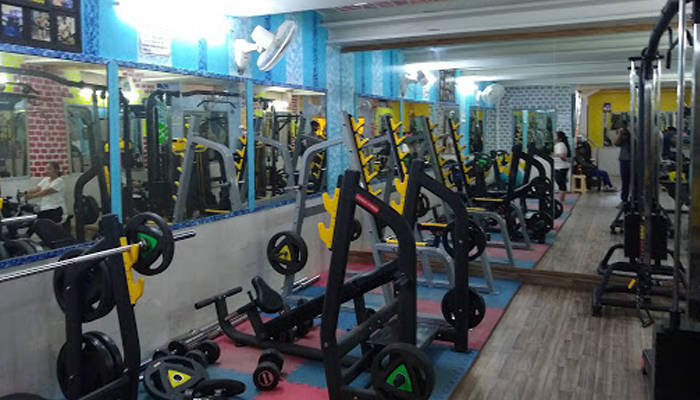 Hybrid Fitness Sector 11 Rohini