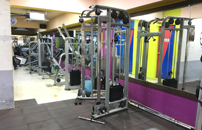 Arc Fitness Club Fatima Nagar