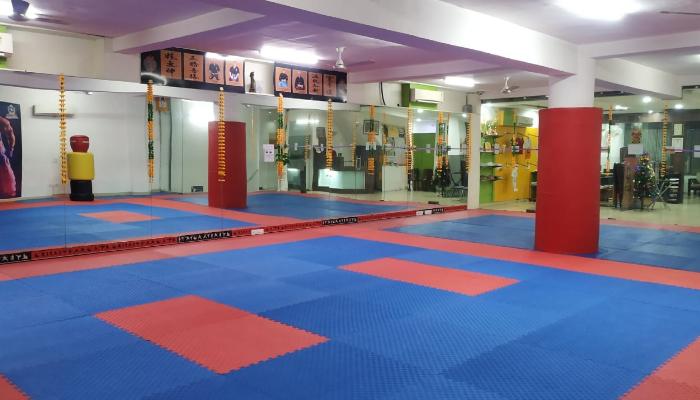 Sanjay Karate School And American Progressive Jubilee Hills