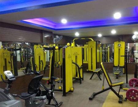 Shiva's Gym And Yoga Shalimar Bagh