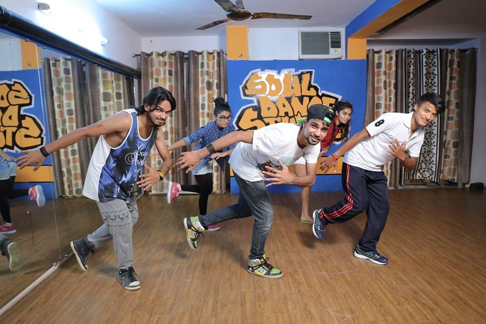 Soul Dance Studio Rajouri Garden