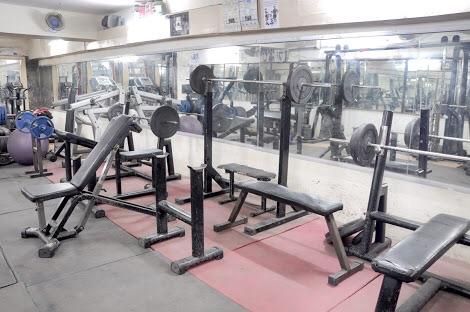 Impulse Fitness World Gym Malviya Nagar
