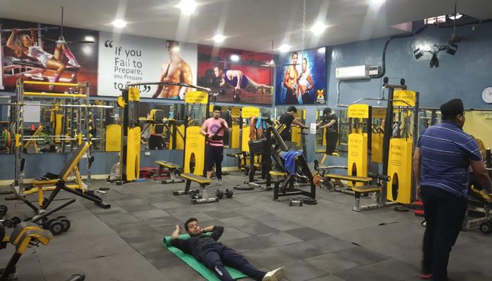 Xpose Fitness Sector 18 Rohini