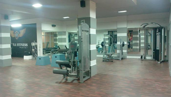 Alpha Gym Jayanagar