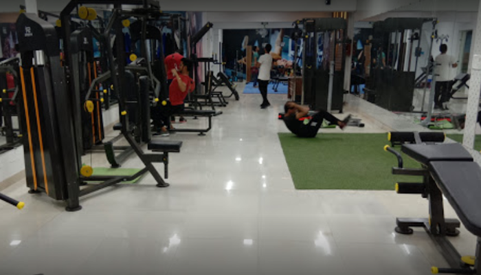 Level Up Fitness+ Sector 19